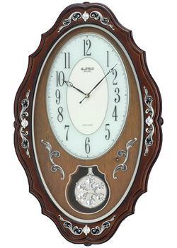 Rhythm Настенные часы Rhythm CMJ462CR06. Коллекция Century rhythm настенные часы rhythm cmg743nr06 коллекция century