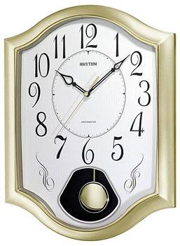 Rhythm Настенные часы  Rhythm CMJ494BR18. Коллекция Century rhythm настенные часы rhythm cmg775nr18 коллекция настенные часы