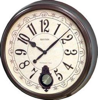 Rhythm Настенные часы Rhythm CMJ504NR06. Коллекция rhythm настенные часы rhythm cmp540nr06 коллекция настенные часы