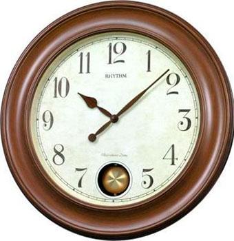 Rhythm Настенные часы Rhythm CMJ521NR06. Коллекция Century rhythm настенные часы rhythm cmg743nr06 коллекция century