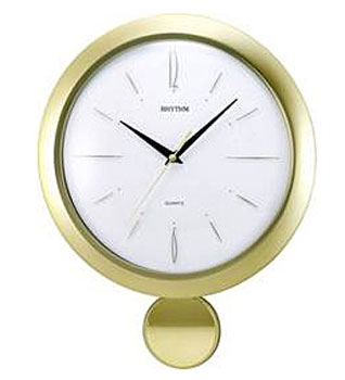 Rhythm Настенные часы Rhythm CMP521NR18. Коллекция Century цена и фото
