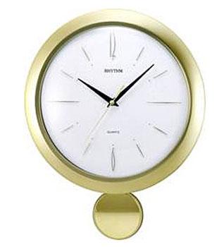 Rhythm Настенные часы Rhythm CMP521NR18. Коллекция Century rhythm настенные часы rhythm 4mp726ws18 коллекция century