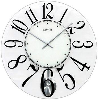 Rhythm Настенные часы Rhythm CMP523NR19. Коллекция Century rhythm настенные часы rhythm cmg743nr06 коллекция century