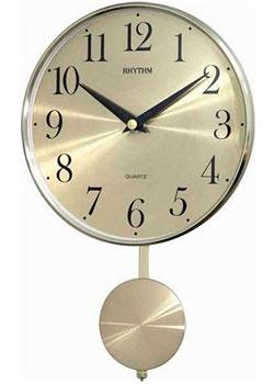 Rhythm Настенные часы Rhythm CMP528NR18. Коллекция Century rhythm настенные часы rhythm 4mj433wd05 коллекция настенные часы