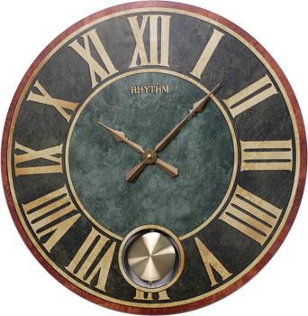 Rhythm Настенные часы Rhythm CMP543NR02. Коллекция часы rhythm cmg977nr06