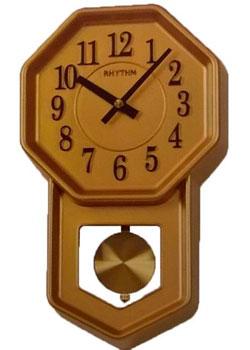 Rhythm Настенные часы Rhythm CMP545NR18. Коллекция Настенные часы