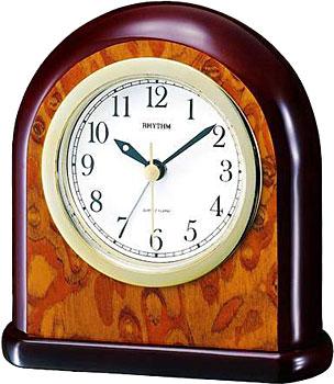 Rhythm Будильник Rhythm CRE201NR06. Коллекция Century crystalsoul wireless bluetooth speaker with rhythm colorful light alarm clock radio tf card player remote control lamp subwoofer