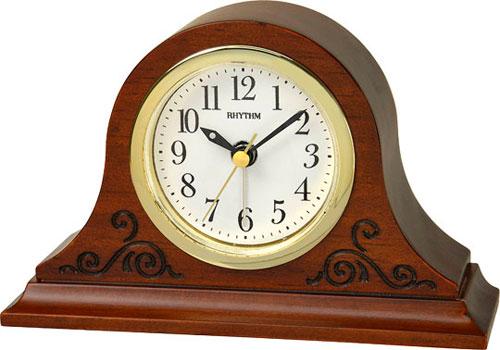 Rhythm Настольные часы Rhythm CRE957NR06. Коллекция Настольные часы rhythm настольные часы rhythm cre954nr07 коллекция настольные часы