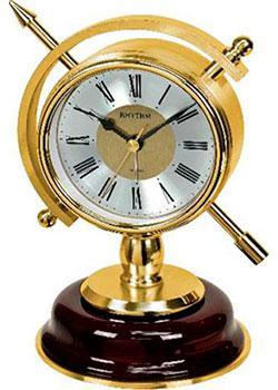 Rhythm Настольные часы  Rhythm CRE960NR18. Коллекция Настольные часы настольные часы rhythm lct078nr03