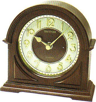 Rhythm Настольные часы Rhythm CRG109NR06. Коллекция Century rhythm cmg431nr18
