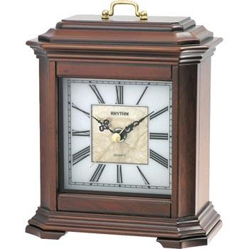 Rhythm Настольные часы Rhythm CRG114NR06. Коллекция Century цена