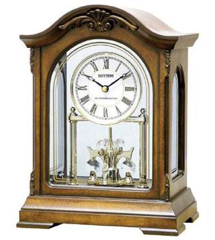 Rhythm Настольные часы Rhythm CRH124NR06. Коллекция Century