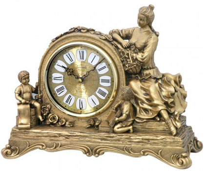 Rhythm Настольные часы  Rhythm CRH185NR63. Коллекция Century rhythm настенные часы rhythm cmg771nr02 коллекция