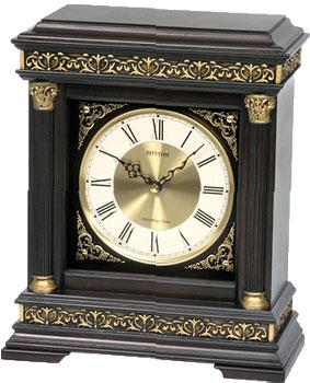 Rhythm Настольные часы Rhythm CRH188NR06. Коллекция Century rhythm настольные часы rhythm 4se535wt18 коллекция century