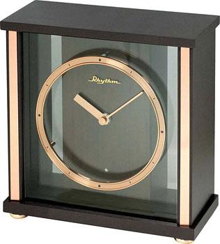 Rhythm Настольные часы Rhythm CRH202NR06. Коллекция Century