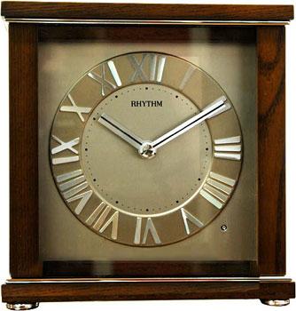 Rhythm Настольные часы Rhythm CRH203NR06. Коллекция Century часы настольные сова 12 6 11см уп 1 96шт