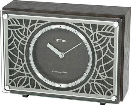 Rhythm Настольные часы  Rhythm CRH211NR06. Коллекция Century jowissa часы jowissa j2 211 l коллекция roma