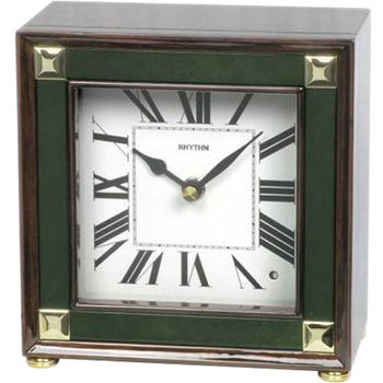 Rhythm Настольные часы  Rhythm CRH217NR06. Коллекция Century яйцеварка steba ek 6