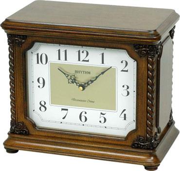 Rhythm Настольные часы Rhythm CRH224NR06. Коллекция цена