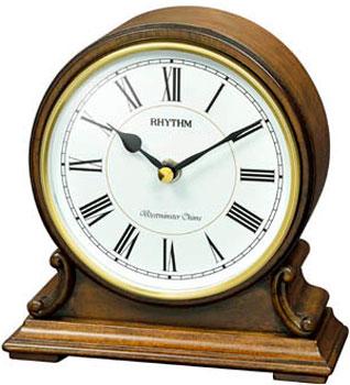 Rhythm Настольные часы Rhythm CRH251NR06. Коллекция Настольные часы rhythm настольные часы rhythm 4sg607wb13 коллекция настольные часы