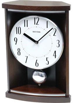 цена на Rhythm Настольные часы Rhythm CRP610NR06. Коллекция