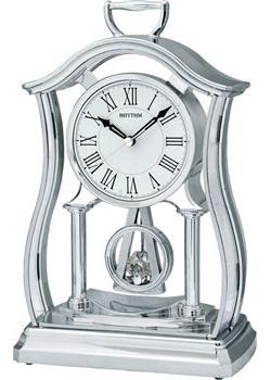 Rhythm Настольные часы Rhythm CRP611WR19. Коллекция Настольные часы шагал м об искусстве и культуре