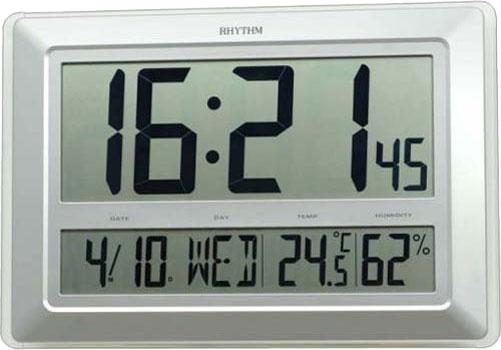 Rhythm Настольные часы Rhythm LCW015NR19. Коллекция цена