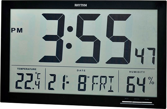 Rhythm Настольные часы  Rhythm LCW016NR02. Коллекция Настольные часы настольные часы rhythm lct078nr03