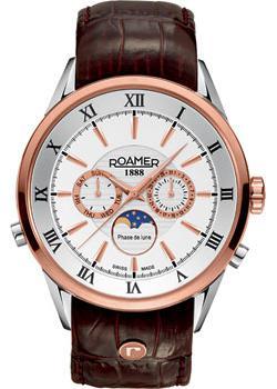 Roamer Часы Roamer 508.821.49.13.05. Коллекция Superior цена