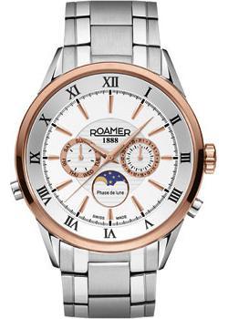 Roamer Часы Roamer 508.821.49.13.50. Коллекция Superior цена