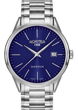 Roamer Часы Roamer 508.833.41.45.50. Коллекция Superior цена