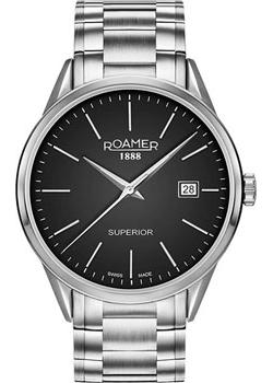 Roamer Часы Roamer 508.833.41.55.50. Коллекция Superior цена