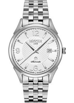 Roamer Часы Roamer 550.660.41.24.50. Коллекция Swiss Matic roamer часы roamer 550 660 47 34 50 коллекция swiss matic