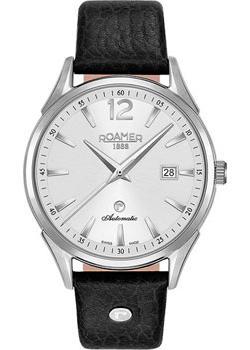 Roamer Часы Roamer 550.660.41.25.05. Коллекция Swiss Matic roamer часы roamer 550 660 47 34 50 коллекция swiss matic