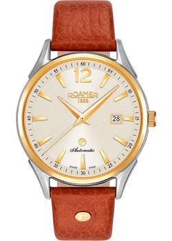 Roamer Часы Roamer 550.660.47.35.05. Коллекция Swiss Matic цена и фото