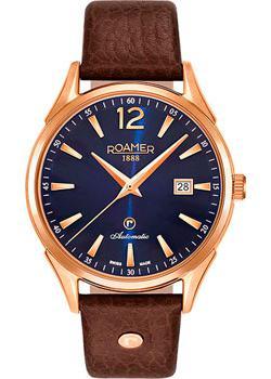 Roamer Часы Roamer 550.660.49.45.05. Коллекция Swiss Matic roamer часы roamer 550 660 49 65 05 коллекция swiss matic