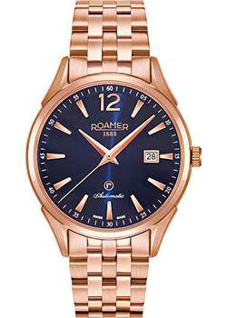 Roamer Часы Roamer 550.660.49.45.50. Коллекция Swiss Matic roamer часы roamer 550 660 49 65 05 коллекция swiss matic