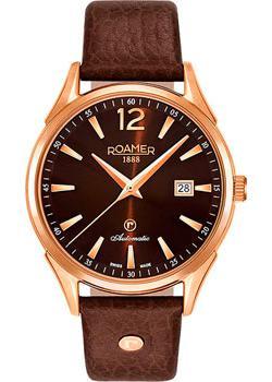 Roamer Часы Roamer 550.660.49.65.05. Коллекция Swiss Matic roamer часы roamer 550 660 49 65 05 коллекция swiss matic