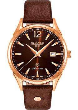 Roamer Часы Roamer 550.660.49.65.05. Коллекция Swiss Matic цена и фото