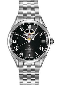Roamer Часы Roamer 550.661.41.52.50. Коллекция Swiss Matic roamer часы roamer 550 660 49 65 05 коллекция swiss matic