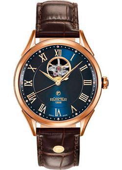 Roamer Часы Roamer 550.661.49.42.05. Коллекция Swiss Matic roamer часы roamer 550 660 49 65 05 коллекция swiss matic