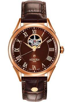 Roamer Часы Roamer 550.661.49.62.05. Коллекция Swiss Matic roamer часы roamer 550 660 47 34 50 коллекция swiss matic