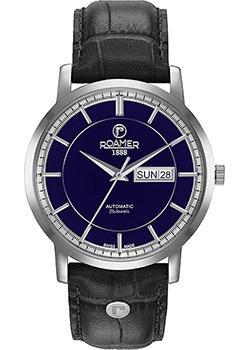 Roamer Часы Roamer 570.637.41.45.05. Коллекция R-Matic цена и фото