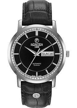 Roamer Часы Roamer 570.637.41.55.05. Коллекция R-Matic цена и фото