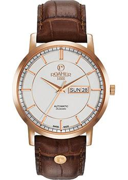 Roamer Часы Roamer 570.637.49.15.05. Коллекция R-Matic цена и фото