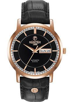 Roamer Часы Roamer 570.637.49.55.05. Коллекция R-Matic цена и фото