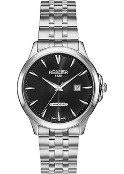 Roamer Часы Roamer 705.856.41.55.70. Коллекция Windsor roamer часы roamer 934 950 49 55 05 коллекция vanguard