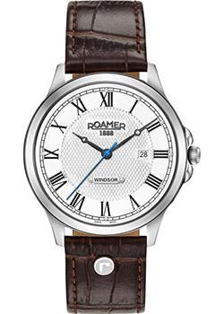 Roamer Часы Roamer 706.856.41.12.07. Коллекция Windsor