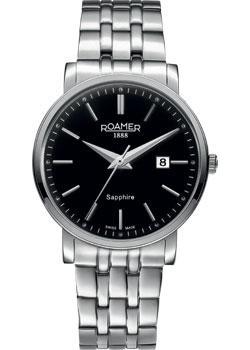 Roamer Часы Roamer 709.856.41.55.70. Коллекция Classic Line цена и фото