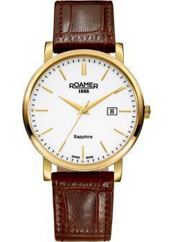 Roamer Часы Roamer 709.856.48.25.07. Коллекция Classic Line шерстнева о краткий курс по международному публичному праву